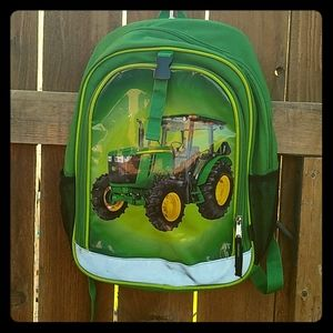 Boys John Deere Bundle | 3 👕 and 1 🎒
